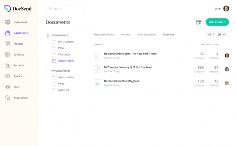 Documents-Docsend